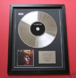 LA ROUX - La Roux CD / PLATINUM PRESENTATION DISC